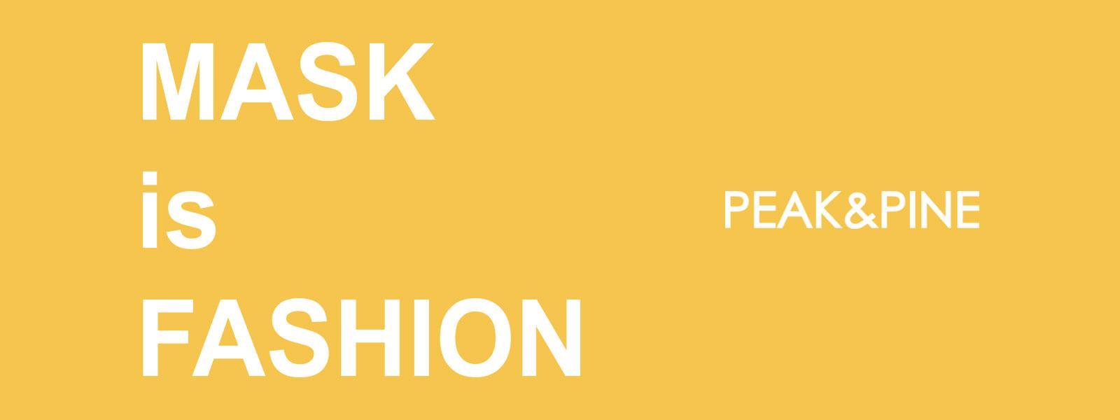 MASK is FASHION 洗える水着素材のUVカットマスク
