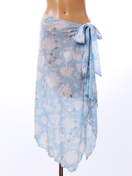 花柄サロートワンピース(185004)