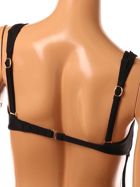 肩紐はアジャスターでアンダーは4段階ホックで調整可能