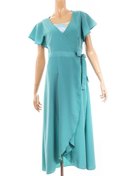 ラップドレス(195025)