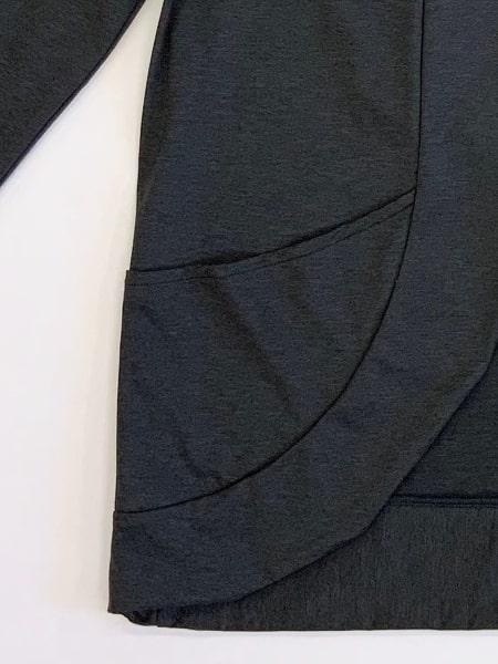 ブラック ポケット