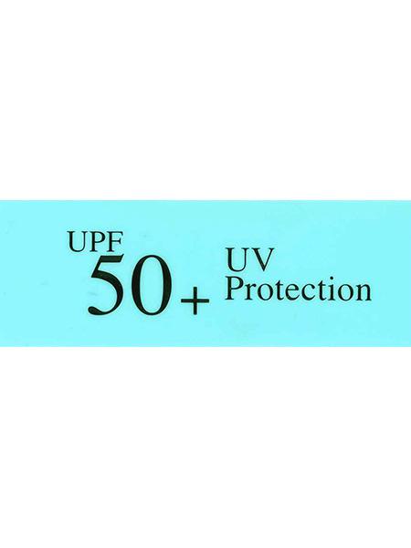 UPF50+で紫外線もしっかりカット