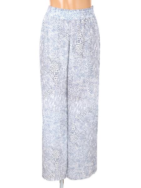 アニマル柄ロングパンツ(206409)