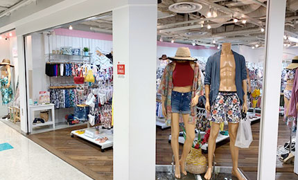 大阪・HEP FIVE店(年間ショップ)