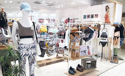 東京・SHIBUYA109店(年間水着ショップ)