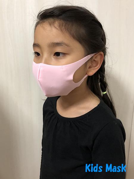 7さい小学2年生女の子着用