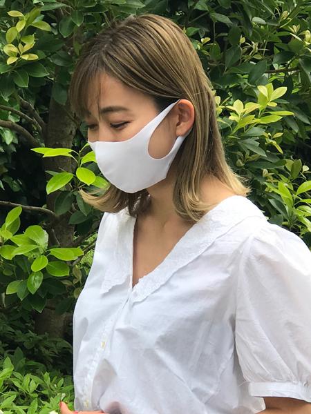 水着素材のUVカットマスク5枚セット(202009)